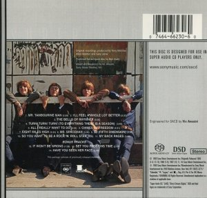 The Byrds - The Byrds' Greatest Hits (1967) [SACD 1999] PS3 ISO + HDTracks