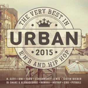 VA - Urban 2015: The Very Best In R'n'B & Hip-Hop [2CD] (2015)