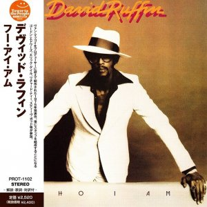 David Ruffin - Who I Am (1975) [2013 Japan]