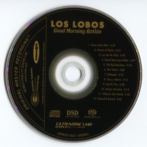 Los Lobos - Good Morning Aztlan (2002) [MFSL 2003] PS3 ISO + HDTracks