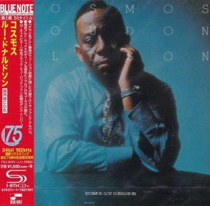 Lou Donaldson - Cosmos (1971) [2014 Japan SHM-CD 24-192 Remaster]