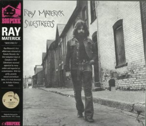 Ray Materick - Sidestreets (1972) [Korean Remaster] (2009)