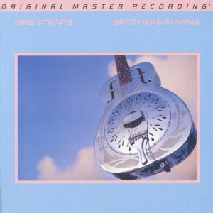 Dire Straits - Brothers In Arms (1985) [MFSL SACD 2013] PS3 ISO + HDTracks