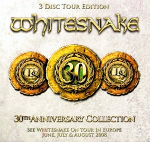 Whitesnake - 30th Anniversary Collection (3CD) (2008)