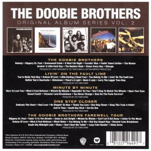 The Doobie Brothers - Original Album Series Vol.2 1971-1984 (2013)