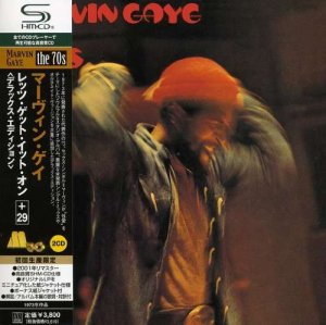 Marvin Gaye - Let's Get It On [Limited Deluxe Edition Japan SHM-CD] (2009)