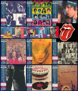 The Rolling Stones - Collection: 14 Albums [Japanese Limited SHM-SACD] (2010-2012) HDTracks