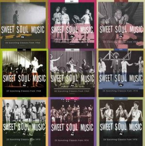 VA - Sweet Soul Music - Collection (2008-2014)