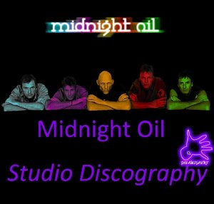 Midnight Oil - Studio Discography (1978-2002)
