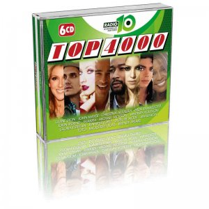 VA - Radio 10 Gold Top 4000 Editie 2013 [6CD Box Set] (2013)