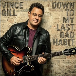 Vince Gill - Down To My Last Bad Habit (2016)
