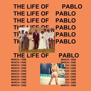 Kanye West - The Life Of Pablo (2016)