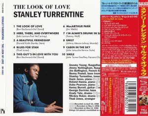 Stanley Turrentine - The Look Of Love (1968) [2014 Japan SHM-CD 24-192 Remaster]