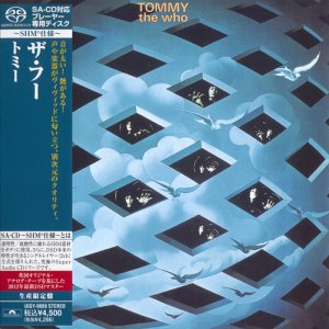 The Who - Tommy (1969) [Japan SACD 2012] PS3 ISO + HDTracks