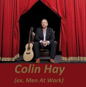 Colin Hay (ex. Men At Work) - Discography (1987-2015)
