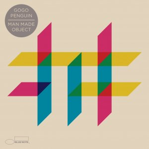 GoGo Penguin - Man Made Object [Deluxe Edition] (2016) [HDTracks]