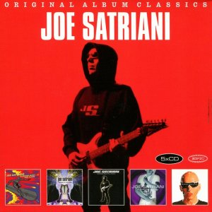 Joe Satriani - Original Album Classic (2013)