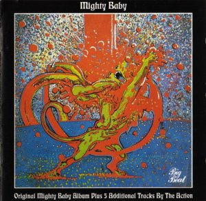 Mighty Baby -  Mighty Baby (1969) [Reissue] (1994) Lossless