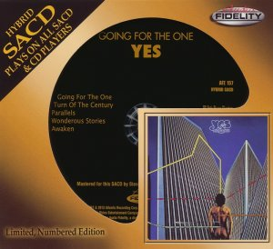 Yes - Going For The One (1977) [SACD Audio Fidelity 2013] PS3 ISO + HDTracks
