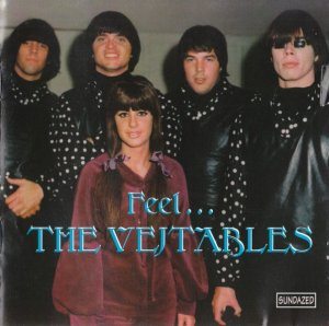 The Vejtables - Feel...The Vejtables (1965-66) (1995)