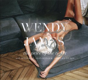Wendy James - The Price Of The Ticket (2016)