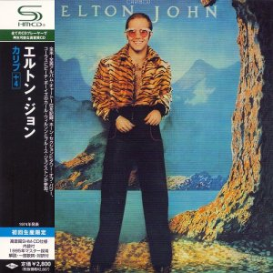 Elton John - Caribou [Japan SHM-CD] (2008)
