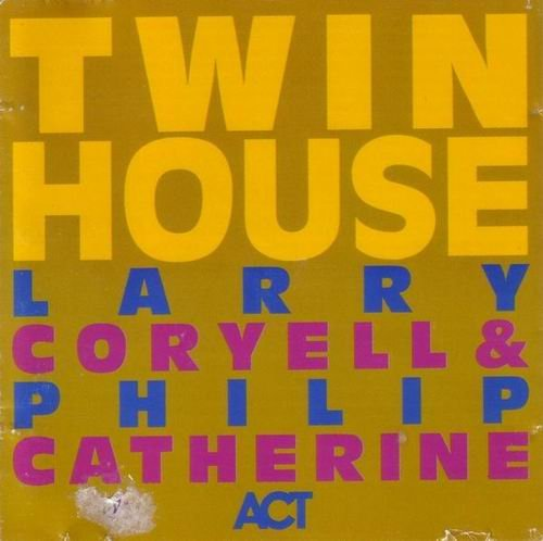 Larry coryell philip catherine twin house 1992 for 1992 house music