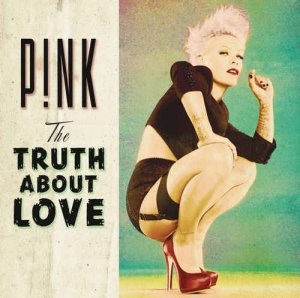 P!nk - The Truth About Love [Japanese Deluxe Edition] (2012) [2016] [Hi-Res Audio]