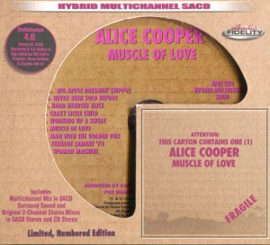 Alice Cooper - Muscle of Love (1973) [2015 SACD]