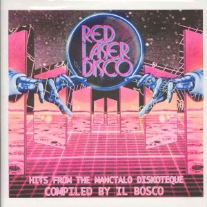 VA - Red Laser Disco: Hits From The Manctalo Diskoteque (2014)