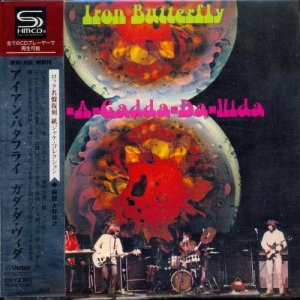 Iron Butterfly - In-A-Gadda-Da-Vida (1968)