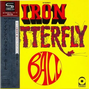 Iron Butterfly - Ball (1969)