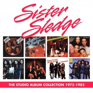 Sister Sledge - The Studio Album Collection 1975-1985 (2014) [HDTracks]