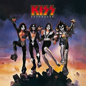 Kiss - Destroyer (1976) [2014] [HDTracks]