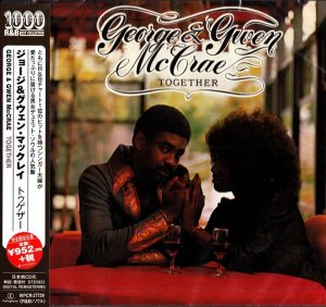 George & Gwen McCrae - Together (1975) [2014 Japan]