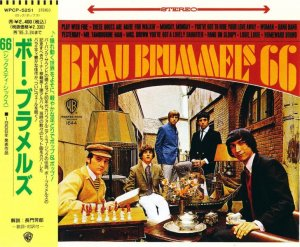 The Beau Brummels - 66 (1966) [Japan edition] (2005)
