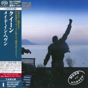 Queen - Made In Heaven (1995) [Japanese Limited SHM-SACD 2012] PS3 ISO + HDTracks