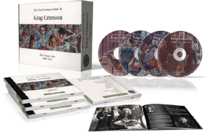 King Crimson - The 21st Century Guide To... Volume One (1969-1974) (4 CD Box Set) (2004)