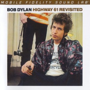 Bob Dylan - Highway 61 Revisited (1965) [MFSL SACD 2015] PS3 ISO + HDTracks