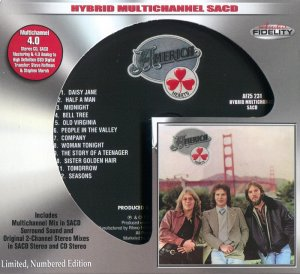 America - Hearts (1975) [Audio Fidelity SACD 2016] PS3 ISO + HDTracks