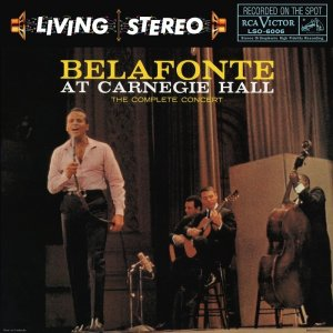 Harry Belafonte - Belafonte At Carnegie Hall (1959) [2015] [HDTracks]