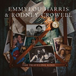 Emmylou Harris & Rodney Crowell - The Traveling Kind (2015) [HDTracks]