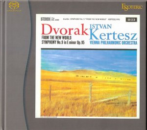Istvan Kertesz - Dvorak: Symphony No. 9, From the New World (1961) [2008 SACD + HDtracks]