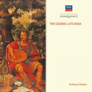 Anthony Rooley - The Cozens Lute Book (1977) [Reissue 2010]