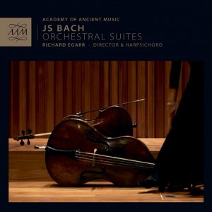 Academy of Ancient Music, Richard Egarr - J.S. Bach: Orchestral Suites (2014) [HDTracks]