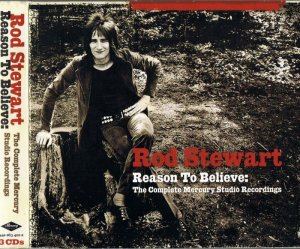 Rod Stewart - Reason To Believe: The Complete Mercury Studio Recordings (Box set 2002)