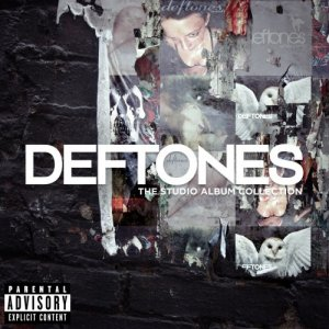 Deftones - The Studio Album Collection (2016) [Anthology] [24Bit]