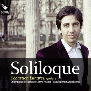 Sebastien Llinares - Soliloque (2014) [HDTracks]
