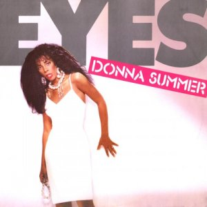 Donna Summer - Eyes (Maxi-Singles) (1985) LP