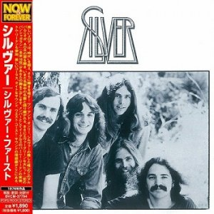 Silver - Silver (Japan Edition) (1976)
